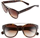 Dolce & Gabbana Women's 50Mm Sunglasses - Havana