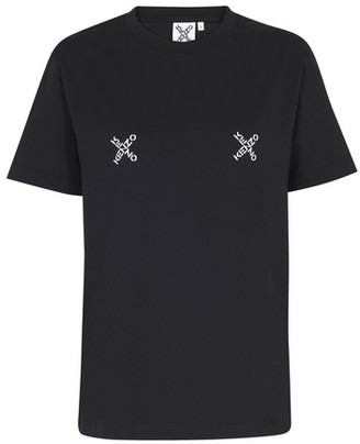 Kenzo Loose Fit T-Shirt Sport