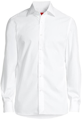 Isaia Classic Dress Shirt