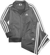 adidas 2-Pc. Tricot Jacket & Pants Set, Toddler Boys