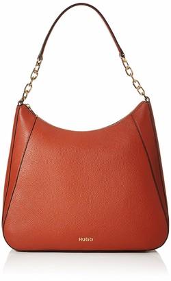 HUGO Victoria Hobo-p Womens Shoulder Bag