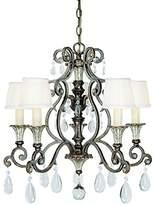 Versalles 5 Light Crystal Chandelier