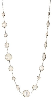 Ippolita Lollipop Short Lollitini Sterling Silver, Mother-Of-Pearl & Doublet Necklace