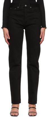Totême Black Ease Jeans
