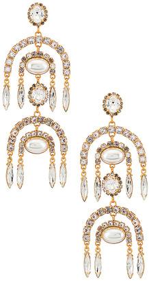 Elizabeth Cole Evan Earrings