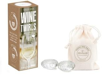 Teroforma Wine Twirls Wine Chillers Set of 4
