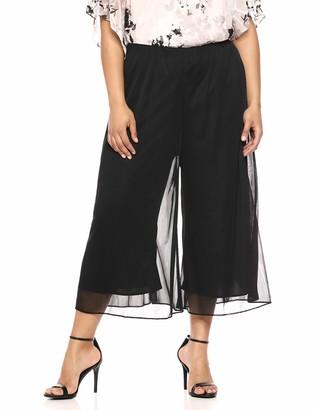 Alex Evenings Women's Plus Size Dress Pants