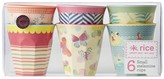 Rice Set of 6 Small Go for the fun Cup