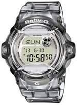 Baby-G Casio Women's Digital Watch with Resin Strap – BG-169R-8ER