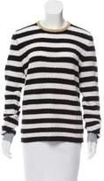 Gucci 2017 Wool & Cashmere-Blend Sweater