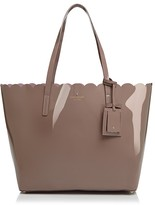 Kate Spade Lily Avenue Patent Carri Tote