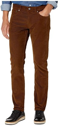 J.Crew 484 Slim-Fit Pant in Corduroy (Warm Brown) Men's Casual Pants