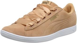 Puma Women's Vikky Ribbon SD P Low-Top Sneakers