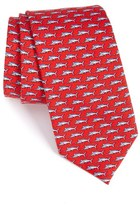 Vineyard Vines Sailfish Silk Tie