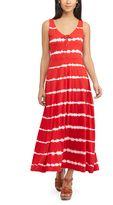 Chaps Women's Seashell Maxi Dress