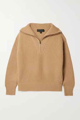 Nili Lotan Hester Ribbed Cashmere Sweater - x small