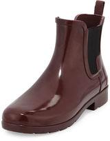 Hunter Refined Gloss Chelsea Rain Boot