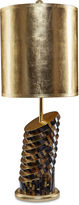 Couture Belvedere Table Lamp, Gold