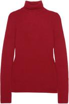 Max Mara Cashmere Turtleneck Sweater - Red