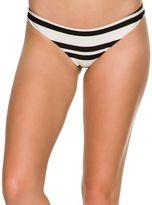 RVCA Stripe Out Cheeky Bikini Bottom