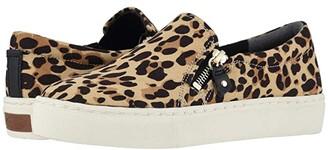 Dr. Scholl's No Chill (Tan/Black Leopard Microfiber) Women's Shoes