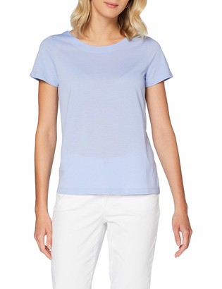 Tom Tailor Women's Ring-Detail T-Shirt