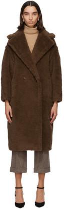 Max Mara Brown Teddy Bear Coat