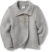 Old Navy Double-Breasted Cardi for Baby