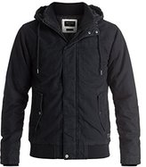 Quiksilver Men's Everyday Brooks Hooded Cold Weather Jacket