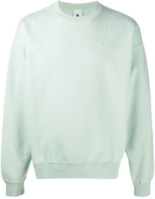 Nike Logo-Printed Sweatshirt