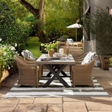Navarro Outdoor Rectangular Dining Table
