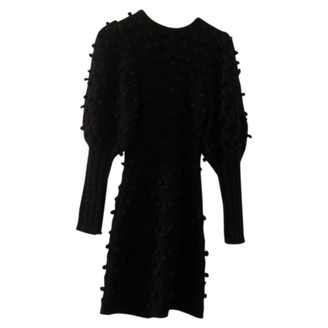 Zimmermann Black Wool Dresses