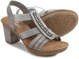 Rieker Rabea 84 Sandals - Vegan Leather (For Women)