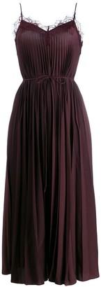 Vince Belted Slip Dress