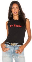 A Fine Line Le Tribe Muscle Tank in Black. - size L (also in M,S,XS)