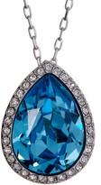 Swarovski Te Christie Crystal Teardrop Pendant Necklace