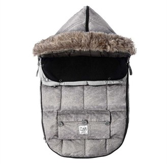 7 A.M. Enfant LE SAC IGLOO Heather Grey Small 0 TO 6 MONTHS