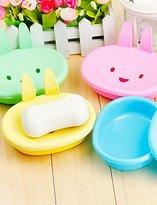 LONG-Creative Home Bunny Soapbox