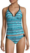 Arizona Mix & Match Push-Up Tankini Swim Top - Juniors