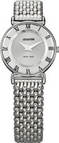 Jowissa Women's J2.005.S Roma Stainless Steel Silver Dial Roman Numeral Watch