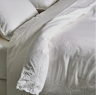 Pom Pom at Home Grace Duvet Set - White