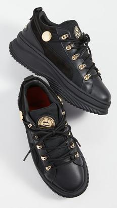 Puma x Balmain Deva Low Sneakers