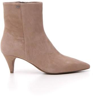 MICHAEL Michael Kors Zip Up Ankle Boots