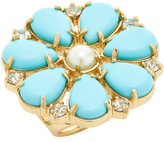 Kate Spade Women's Azure Allure Ring