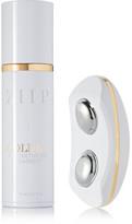 Ziip Beauty - Ziip Device + Golden Conductive Gel Duo, 80ml - one size