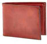 Bosca Men's 'Old Leather' L-Fold Wallet - Brown
