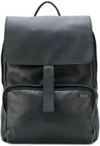 Zanellato large leather backpack - men - Leather - One Size