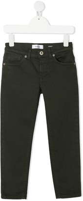Dondup Kids Slim-Fit Jeans
