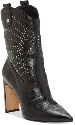 Jessica Simpson Bazil Studded Booties Women Shoes