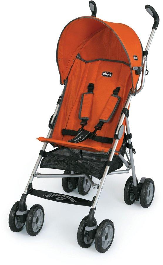 Chicco C6 Stroller - Black